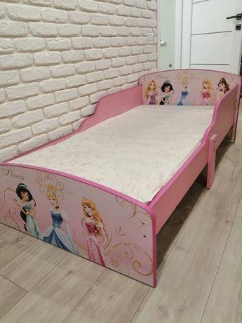 Кроватка кровать для девочки от 3 до 9 лет