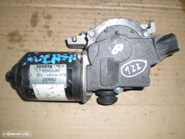 Motor limpa vidros frente 8511005060 TOYOTA / AVENSIS / 2004 / DENSO /