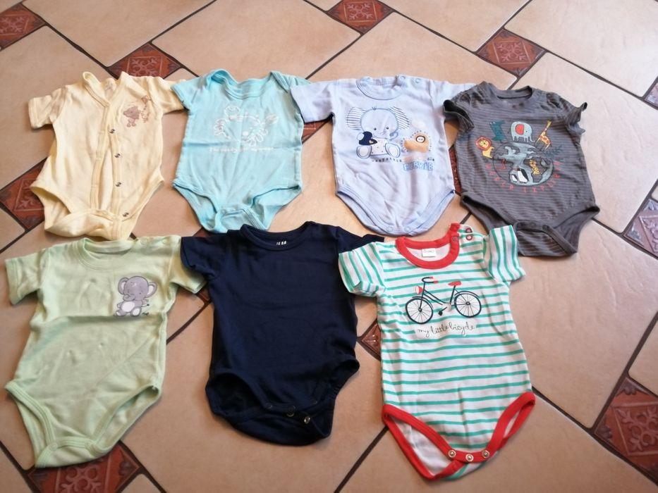 Ubranka niemowlęce 62-68 Jarocin - image 1