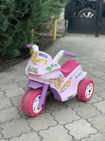Мотоцикл детский Peg Perego