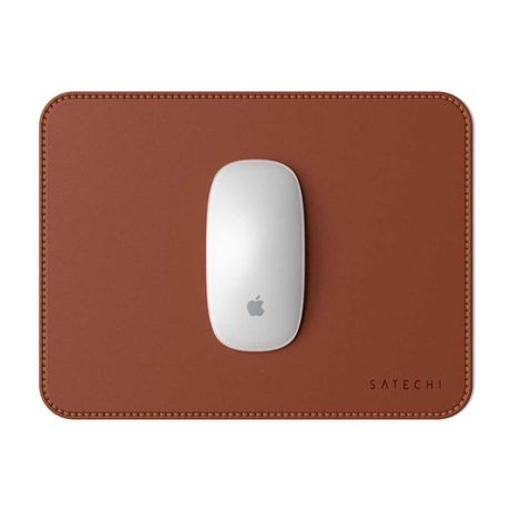 Satechi - EcoLeather MousePad (Preto / Azul / Castanho)