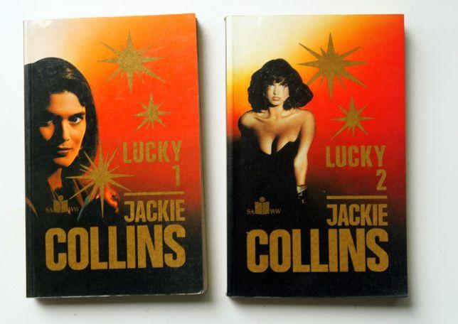 Jackie Collins Lucky 1 i 2