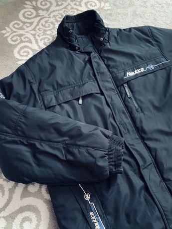 Куртка мужская Nautika удлиненная, теплая 48-50р.