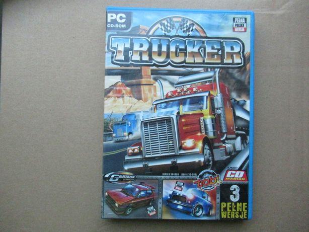 Trucker PC polska wersja + German Classics