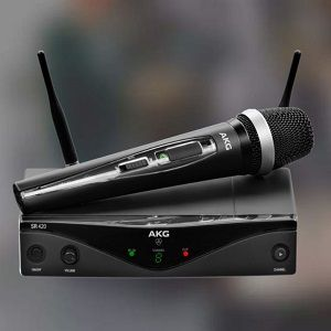 Микрофон AKG WMS420 Vocal SET Band A