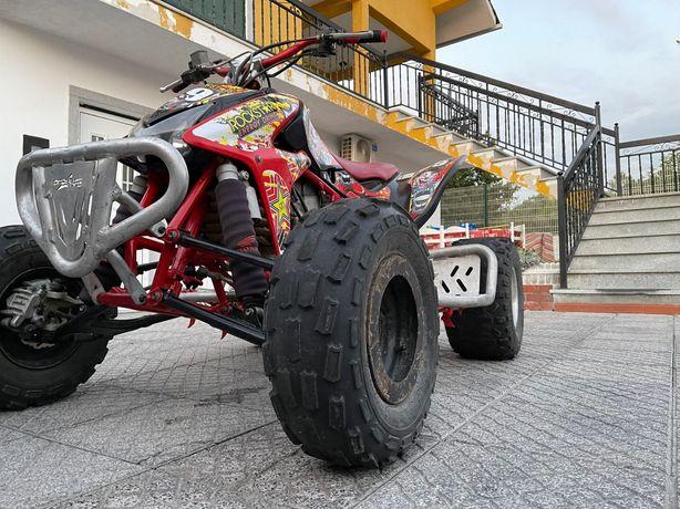 Moto 4 honda trx 450/R