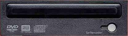 Samsung TS-H552U (Leitor/Gravador de DVD's)