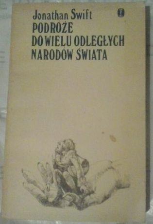 Jonathan Swift Podróże do wielu odległych narodów świata