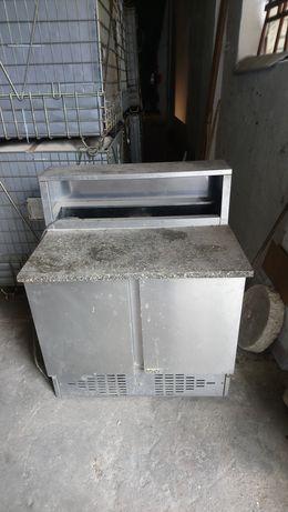 Lada chłodnicza 100x60x90 lada sprawna chlodzi bez problemu