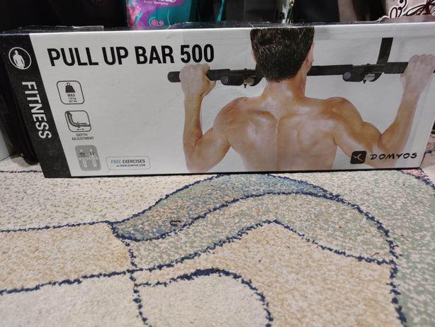Nowy Drążek trening siłowy Domyos by Decathlon Pull Up Bar 500