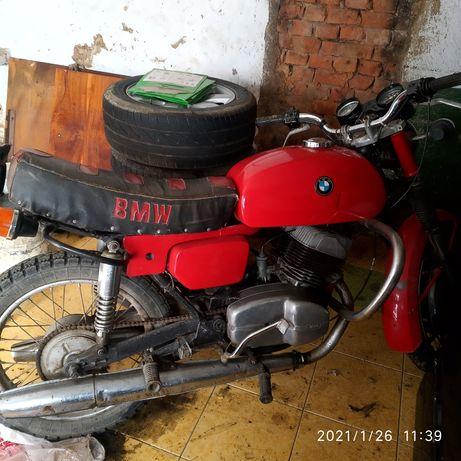 Мотоцикл CZ 350 з документами