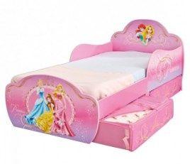 Кровать для девочки Принцесса +бесплатная доставка по Украине