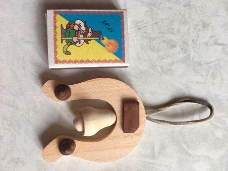 Ігрушки з дерева