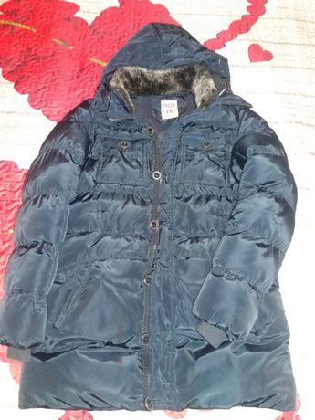Куртка, пуховик, парка, пальто 13-14 р. 164 зріст