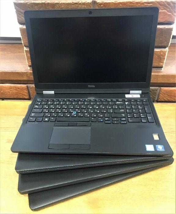"""Аренда ноутбуков Dell Latitude Е5570 - Core i5/15,6"""" FHD IPS/8Gb/256Gb Киев - изображение 1"""