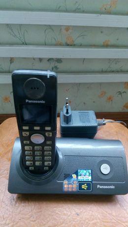 Домашний беспроводной телефон Panasonic