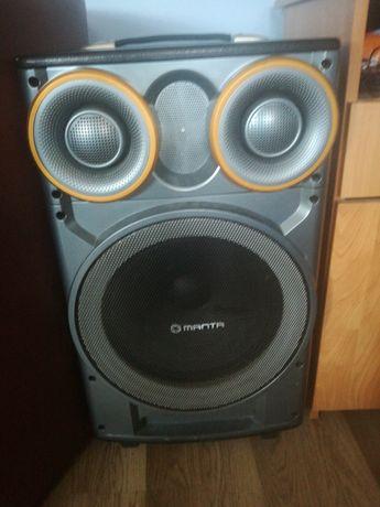 Głośnik manta przenośny duży/zamiana/iphone/samsung