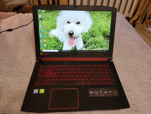 ИДЕАЛЬНОЕ состояние игровой Acer Nitro 5 AN515-31-547R- SSD