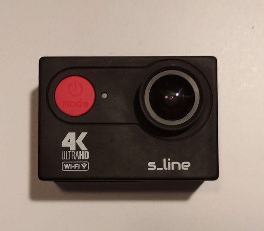 Kamera sportowa S_line SC501+karta pamięci