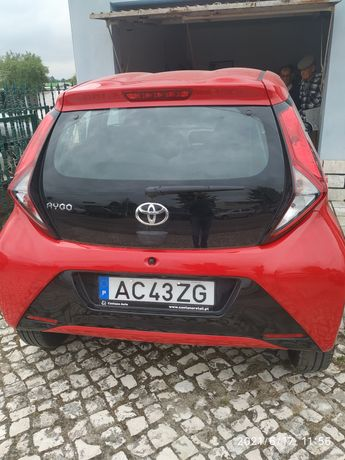 Toyota aygo 5P 1.0 X-PLAY +X -TOUCH .FH