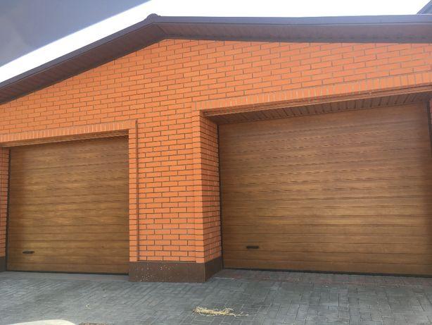 Секционные,гаражные ворота Alutech, Gant, DoorHan в Николаеве.