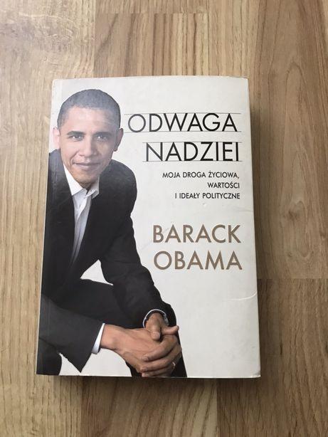 Odwaga i nadzieja Barack Obama