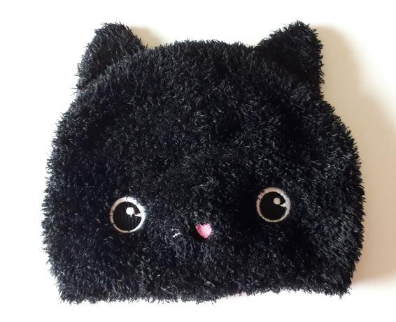 Czapeczka kotek h&m