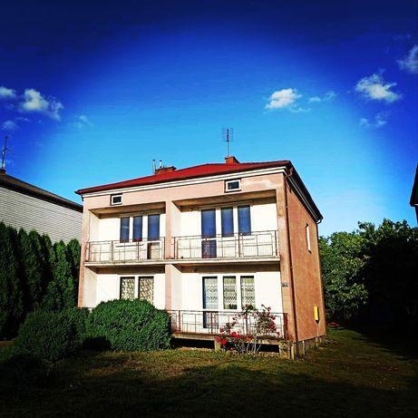 Dom piętrowy 123 m2, działka 537 m2 obok stadionu, Poniatowa