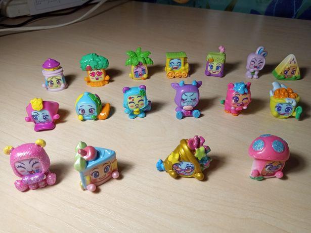 MOJI POPS figurki - wymiana