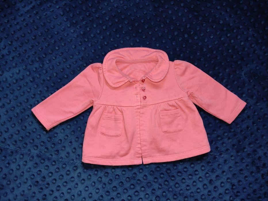 Bluza, żakiecik dla dziewczynki 3-6mcy chrzest wesele Nowina - image 1