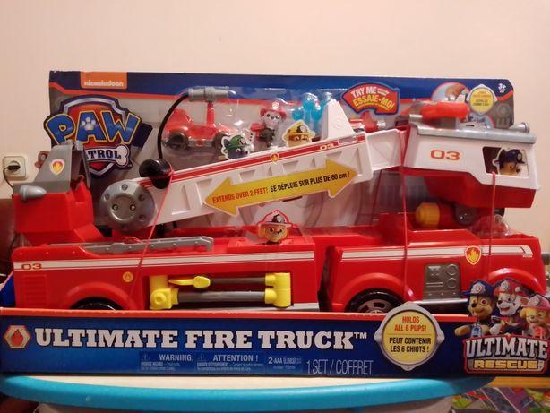 Paw Patrol Ultimate Rescue Fire Truck Щенячий патруль пожарная машина