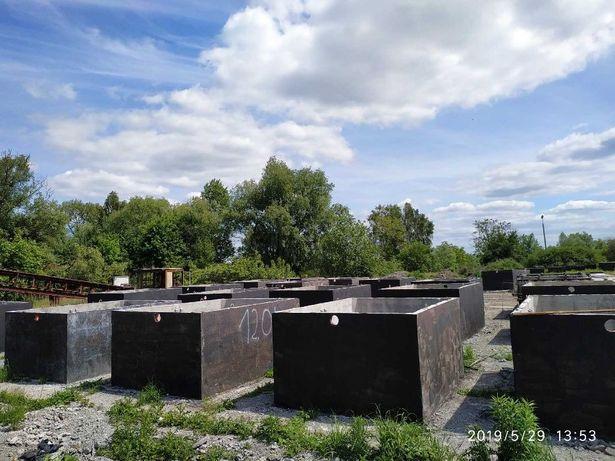 Zbiornik na gnojówkę gnojowicę deszczówkę szamba betonowe 14m3 szambo