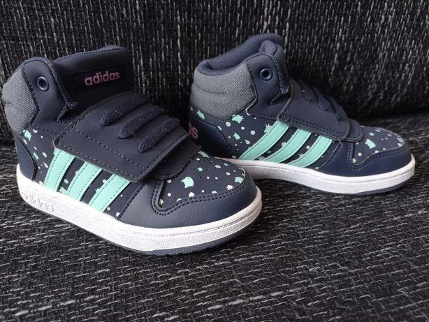 Buty Adidas r 25.5 stan idealny +gratis
