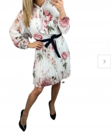 Sukienka m 38 jak nowa