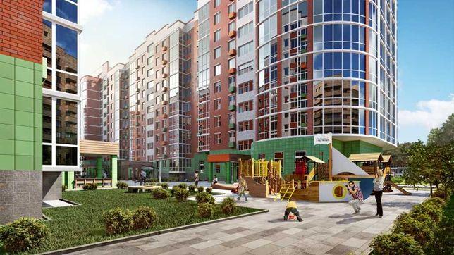 ЖК Радужный: 2-комнатная квартира с гардеробной и большой кухней