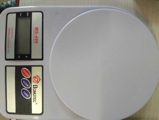 Весы, цифровые, кухонные.Домотек