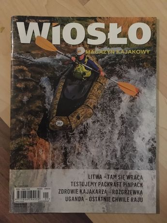Magazyn Wiosło 1/2017