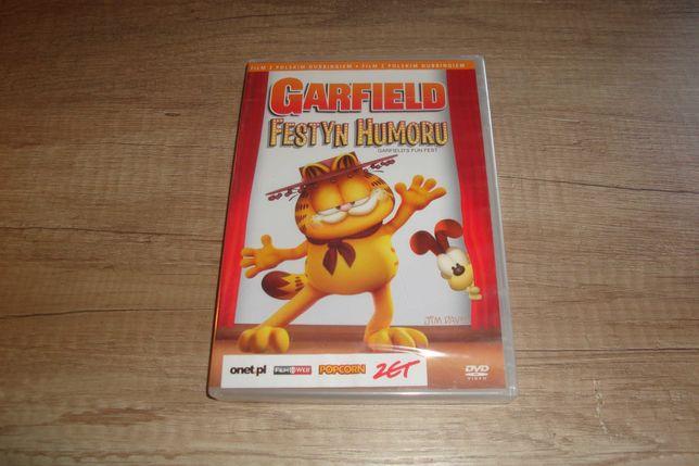 Garfield festyn humoru (DVD) folia