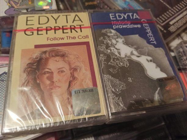 Nowe kasety Edyta Geppert