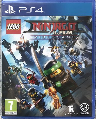 Lego Ninjago ps4/ps5