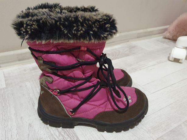Зимние ботинки Reima,34р,290гр