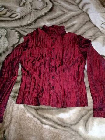 блузка (рубашка) 42 р 200 р новая