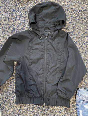 Ветровка куртка курточка 104 как новая