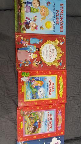 Książki, Bajki, Opowiadania, wiersze, Atlas