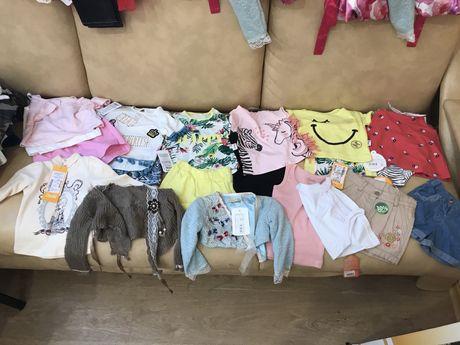Одежда для девочки 74р