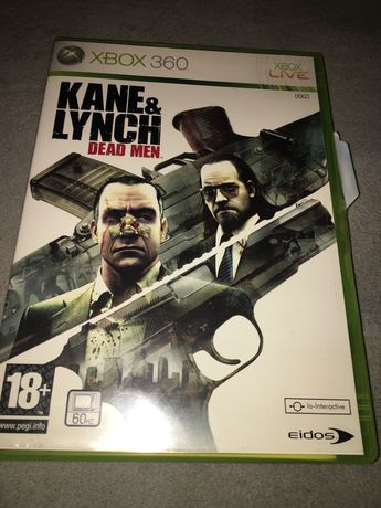 Kane & Lynch Dead man xbox 360