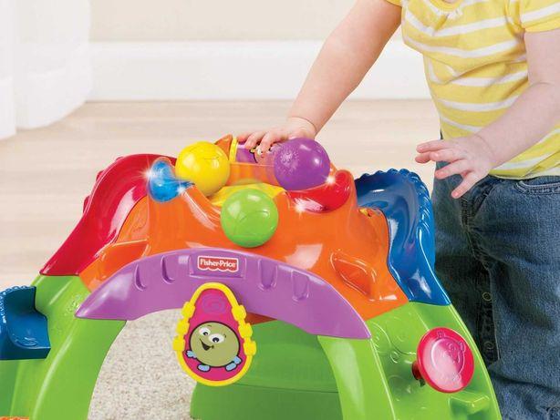 Zabawka Fisher Price - piłeczkowy wulkan