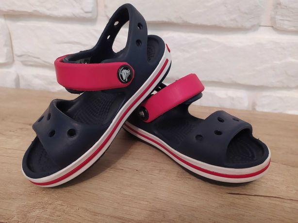 Sandałki Crocs C6