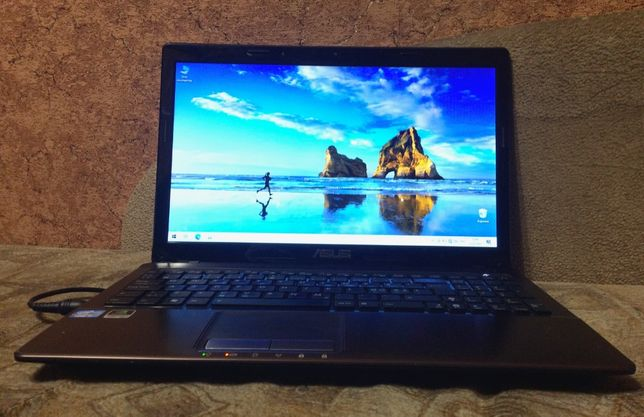 Ноутбук Asus k53sv | Intel Core i7