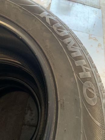 Резина, шины 225/65 R 17 KUMHO всесезонная